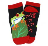 Frog Slipper Socks