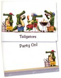 Tailgators Greeting Card
