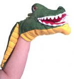 Crocodile Terry Bath Puppet