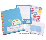 Love Turtle Stationery Set