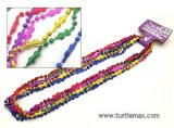 Mardi-Gras Alligator Necklaces (6)