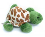 """PokeyBelly"" Soft Plush Turtle"