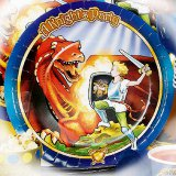 Dragon & Knight Large Party Plates (8)