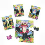 Tropical Frog Mini Puzzles (4)