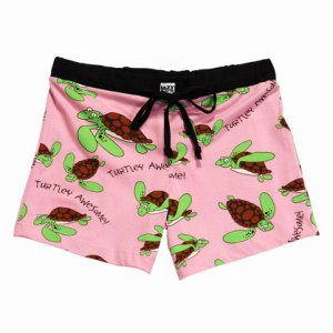 Turtley Awesome PJ Boxers