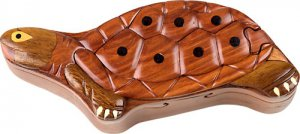 Wooden Puzzle Box - Turtle