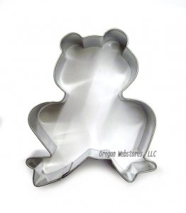 Little Frog Cookie Cutter