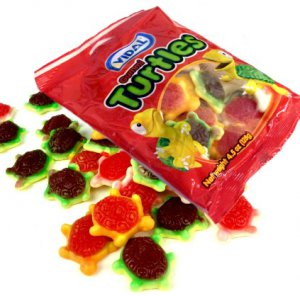 Yummy Gummy Turtles Candy