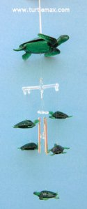 Sea Turtle Windchime