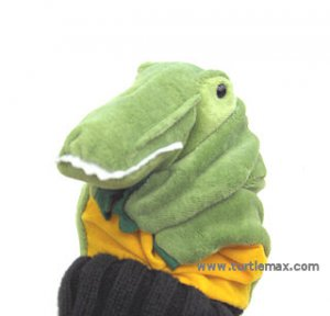 Crocodile Glove Puppet