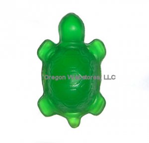 Green Decorative Turtle Soap