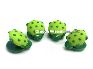 Magnetic Mini Turtle Clips (4)