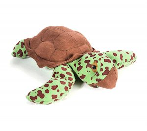 Plush Organic Cotton Earth Friendly Sea Turtle