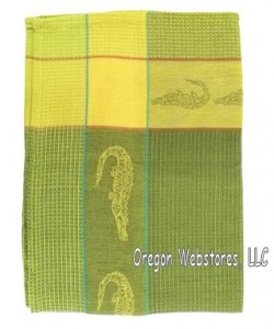 Alligator Kitchen Towel