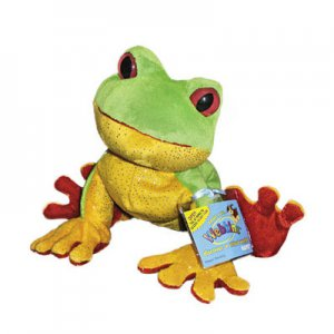 Webkinz Plush Tree Frog