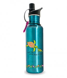 Sea Turtle Love Stainless Water Bottle