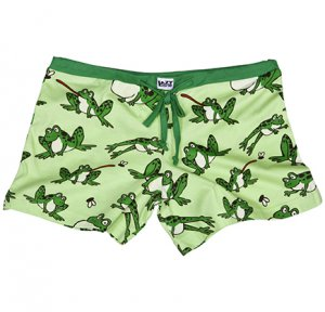 Toadally Green PJ Boxers