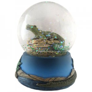 Waterglobe - Alligator 65mm